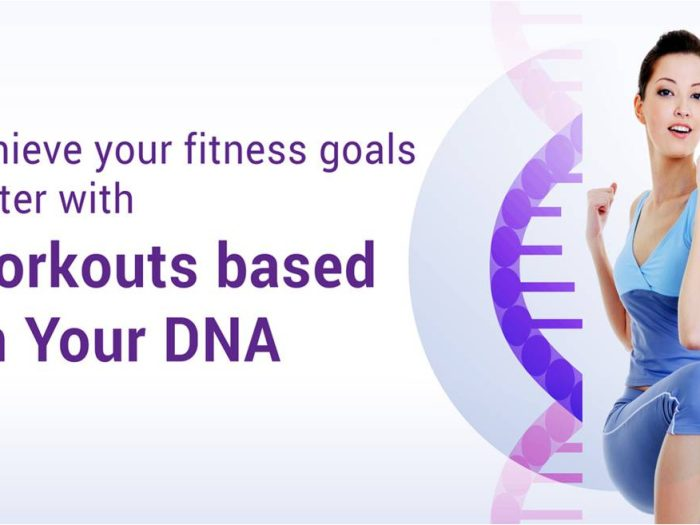 DNA Genetic Test for Fitness